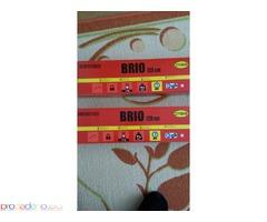Алуминиеви товарни греди Brio