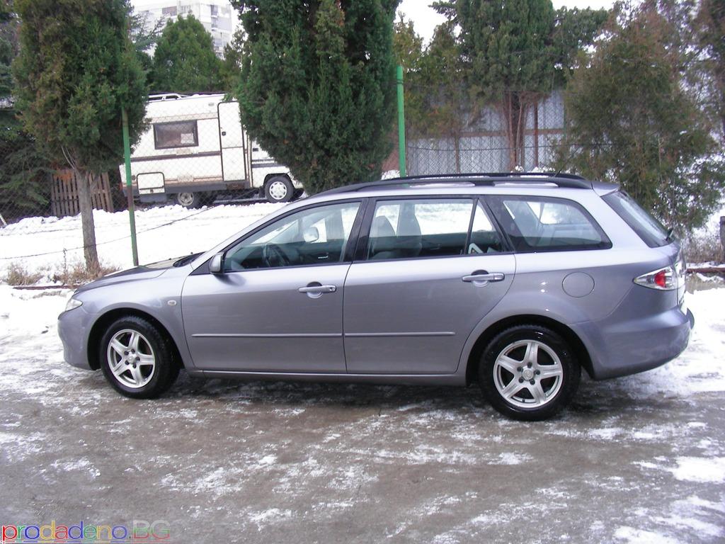 Mazda 6 kobmi 2.0 TDI - 1/10