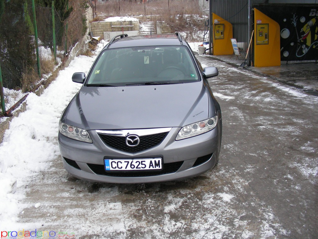 Mazda 6 kobmi 2.0 TDI - Съединител за смяна - 3/10