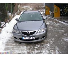 Mazda 6 kobmi 2.0 TDI