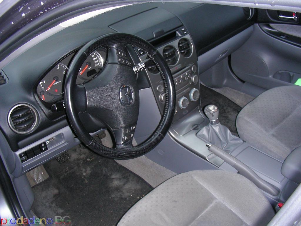 Mazda 6 kobmi 2.0 TDI - 6/10