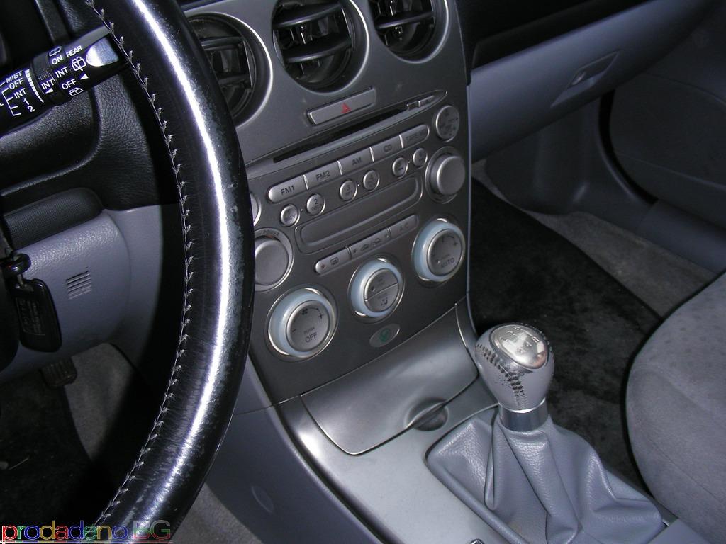 Mazda 6 kobmi 2.0 TDI - 7/10