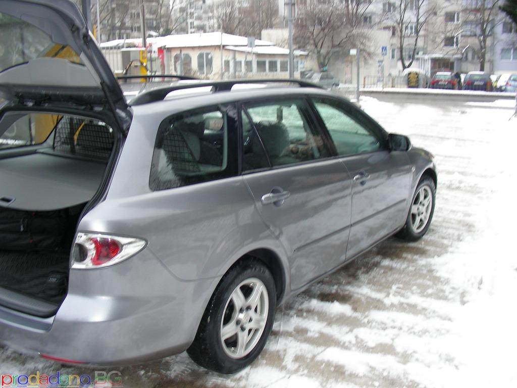 Mazda 6 kobmi 2.0 TDI - 9/10