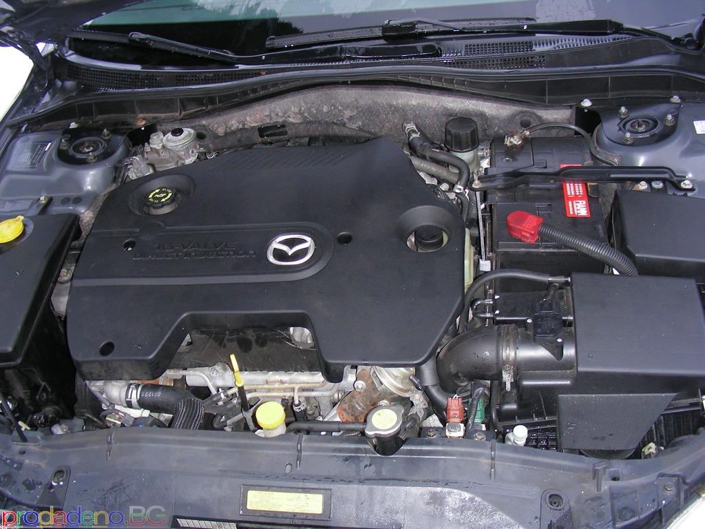 Mazda 6 kobmi 2.0 TDI - 10/10