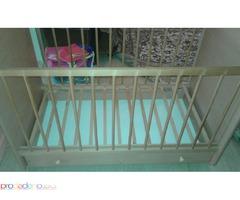 Продавам бебешко креватче