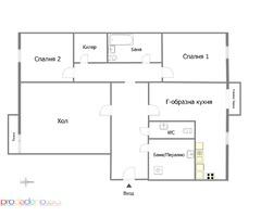 3-Стаен Апартамент Варна Кайсиева Градина
