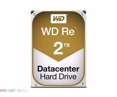 НОВ DUAL CORE WESTERN DIGITAL 2TB WD2000FYYZ RE ENTERPRISE 3.5-inch SATA3 Хард Диск HDD