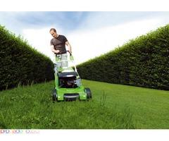 Косене на трева, почистване.