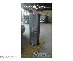 Продавам пасивни тонколони Electro-Voice TX1152нови за 2050лв.
