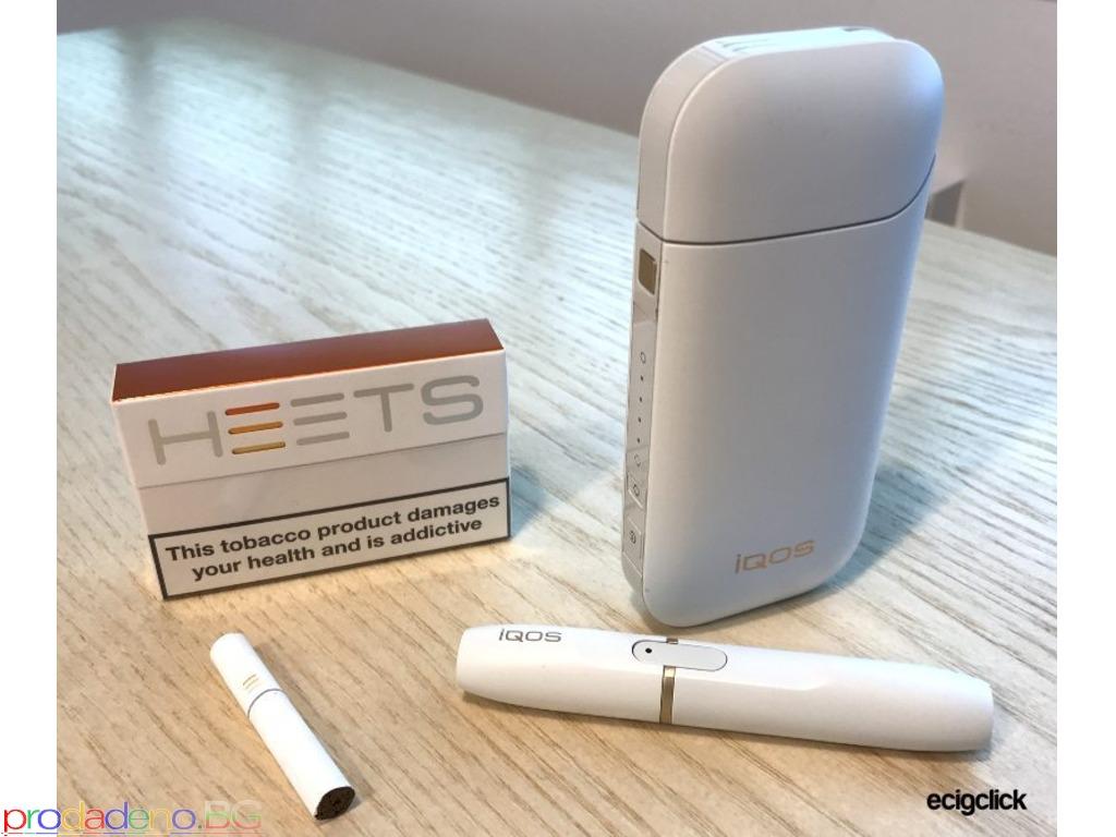 Продажба на едро на тютюневи пръчици Iqos Heets (Оригинал-Италия). - 1/3