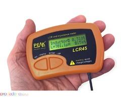 PEAK Atlas LCR45 – Измервател на Импеданс на пасивни компоненти