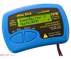 PEAK Atlas DCA – Анализатор на Полупроводникови Компоненти
