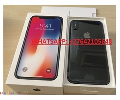 Apple iPhone X 64GB - €420 , iPhone X 256GB  - €480, iPhone 8  64GB - €350,iPhone 8 Plus 64GB €370