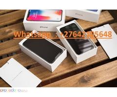 Apple iPhone X 64GB - €420 , iPhone X 256GB  - €480, iPhone 8  64GB - €350,iPhone 8 Plus 64GB €370