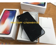 iPhone X 64GB €420 iPhone X 256GB 490€ Samsung Galaxy S9 + 64GB €480