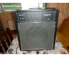 Продавам усилвател за китара Regent 25-G1