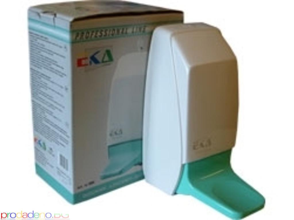 Катрин Макс ООД - Професионални дозатори за течен сапун , душ гел , шампоан и дезинфектанти - 6/10