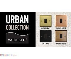 Луксозни Дизайнерски Ключове, Контакти и Димери VARILIGHT