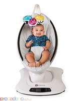 Електрическа бебешка люлка шезлонг 4moms mamaRoo 4 модел 2019г - Изображение 5/7