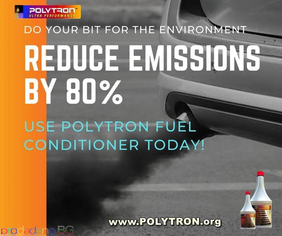 POLYTRON GDFC - Добавка за бензин и дизел- 350 мл. за 350 литра гориво - 6/6