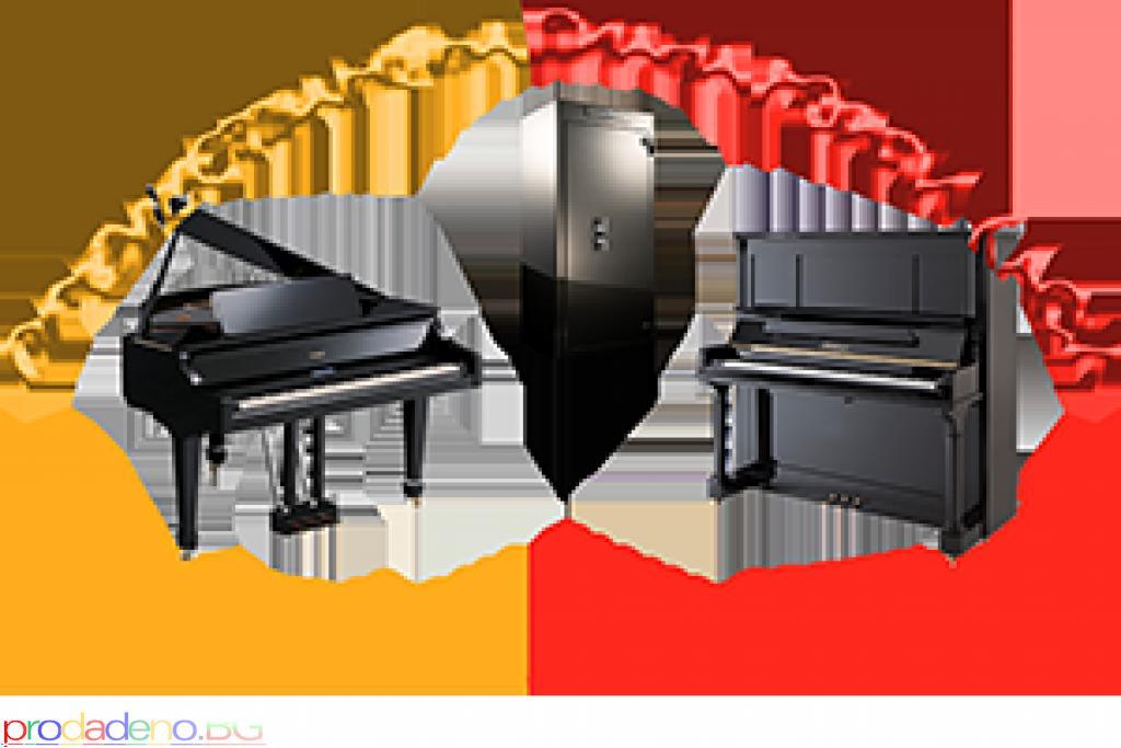 Пренасяне на пиана, преместване на рояли от Пиана БГ - 1/1